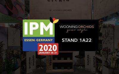 Deelname IPM 2020 in Essen (Stand 1A22)